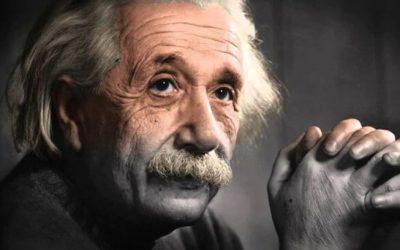 A crise segundo Einstein