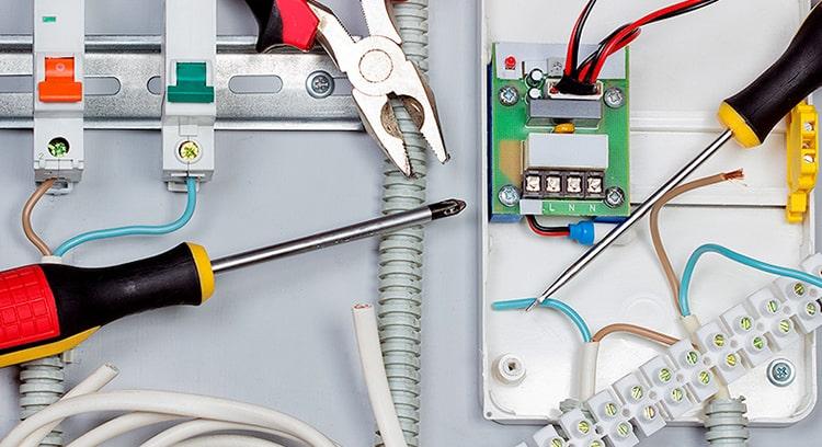 Fundacentro – Instalação elétrica